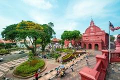 Kolonialstadt Melaka (Malaysia)