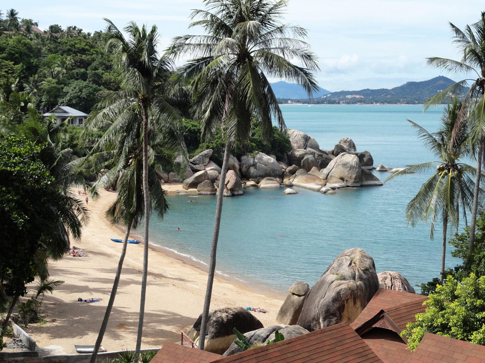 Coral Cove Beach (Ko Samui, Thailand)