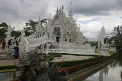 Der Weiße Tempel: Wat Rong Khun