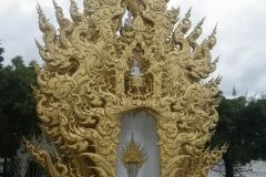Der Weiße Tempel: Wat Rong Khun2