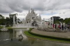Der Weiße Tempel: Wat Rong Khun4