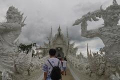 Der Weiße Tempel: Wat Rong Khun6
