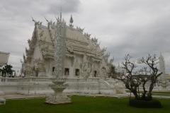 Der Weiße Tempel: Wat Rong Khun6587