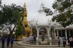 Der Weiße Tempel: Wat Rong Khun6589