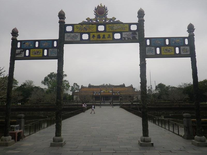 Verbotene Stadt, Hue