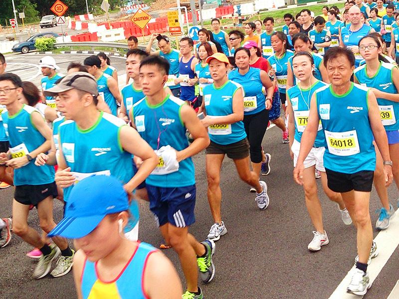 Singapur-Marathon