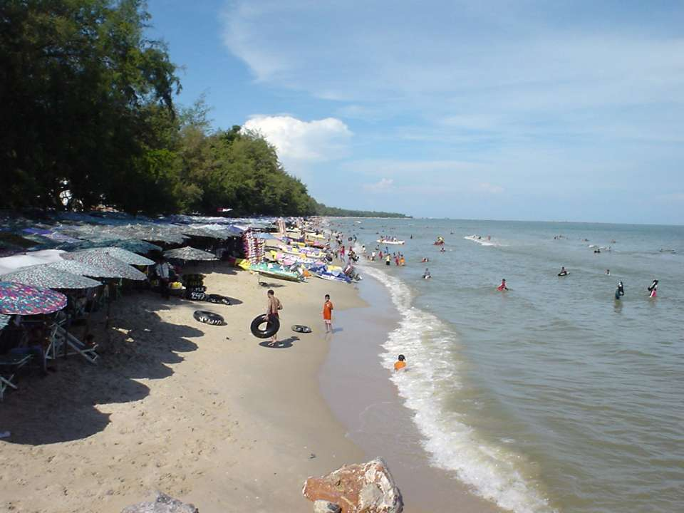 Strand von Cha Am